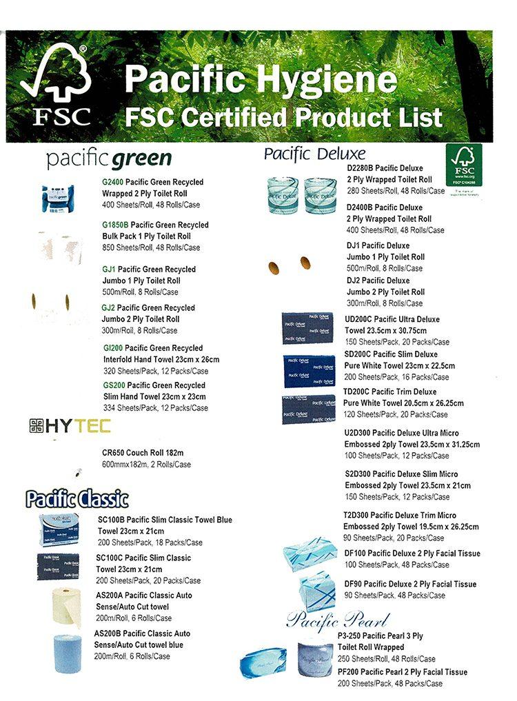 fsc certified list page 2