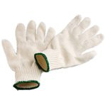 Poly Cotton gloves