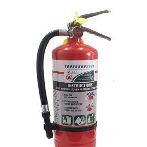 ABE Dry Powder Extinguishers