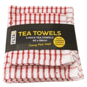 Serviettes, Kitchen & Tea Towels