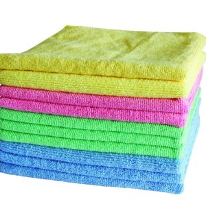 Microfibre cloths - Commercial start-up pack