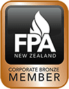 FPA New Zealand Corporate Bronze Member