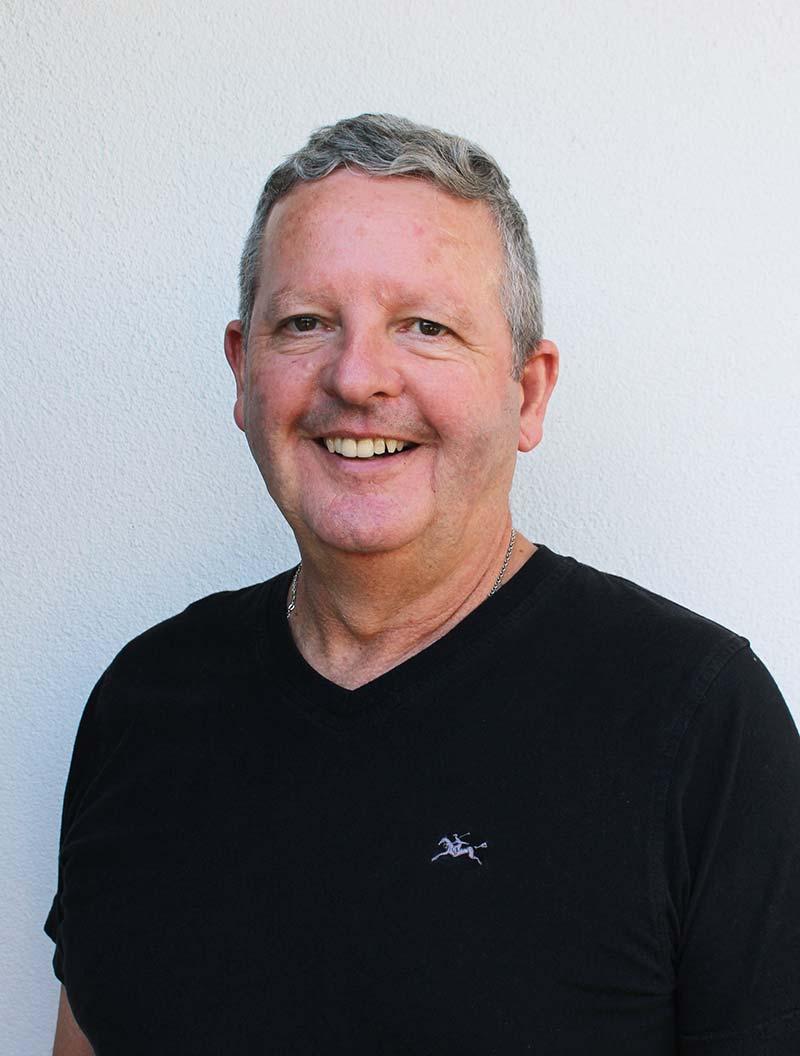 Paul Rigden - owner of Kiwi Hygiene Supplies